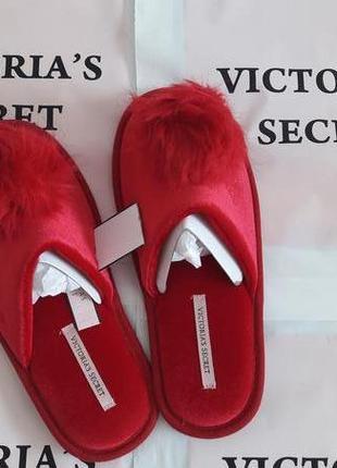 Домашние тапочки victoria's secret