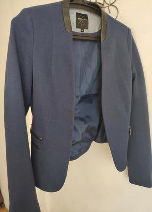 Стильний укорочений піджак