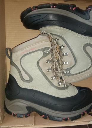 Зимние ботинки columbia bugaboot omni-heat