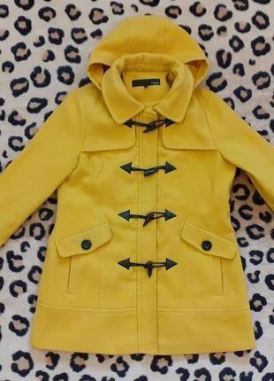 Пальто женское next. оригинал, демисезон. 14 размер. м-l 44-46.
