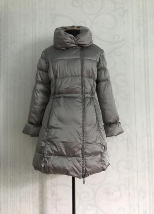 Пуховик, зимнее пальто на синтепоне