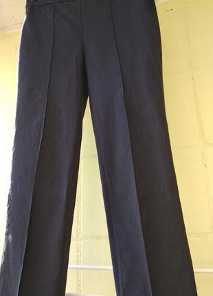 Трикотажные брюки zara р. м