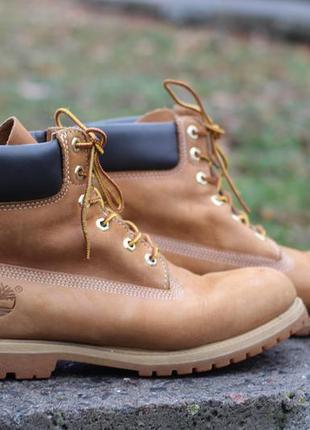 Ботинки timberland waterproof premium оригинал
