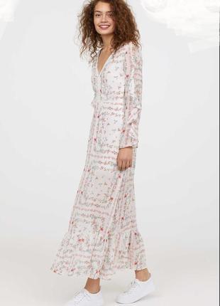 Лёгкое летнее платье h&m