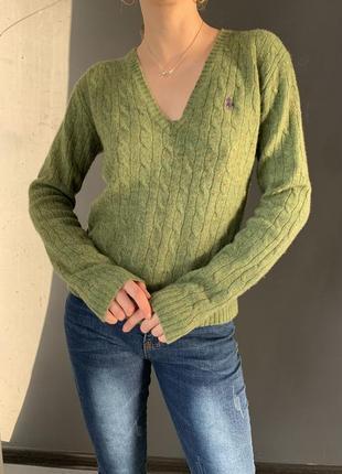 100% кашемир свитер