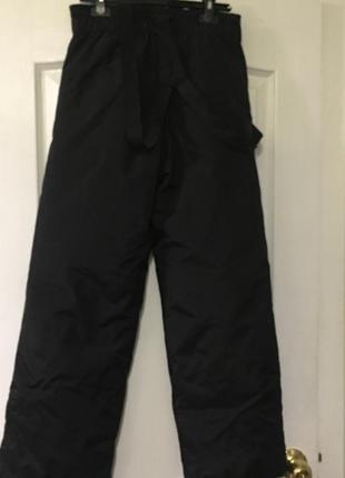 Стильные лыжные штаны на девушку рост 146. scout