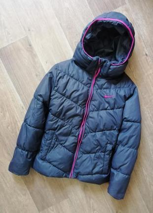 Nike зимняя куртка, курточка, парка, пуховик