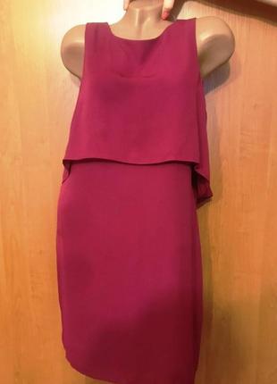 Винная ягода! умопомрачительное платье!