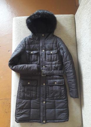 Теплое пальто осень зима