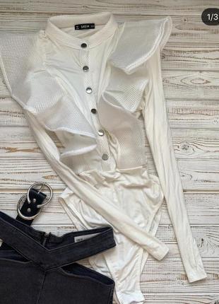 Блуза - боди