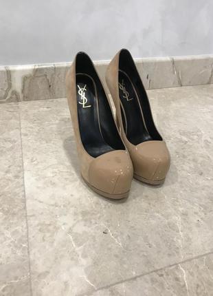 Туфли saint laurent оригинал