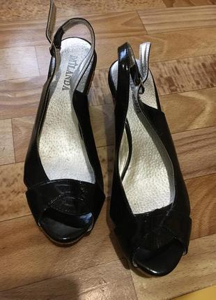 Босоножки на платформе распродажа обувь по 50грн