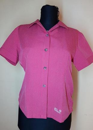 Рубашка jack wolfskin