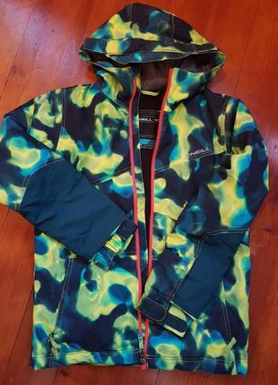 Продам яркую лыжную куртку o'neill