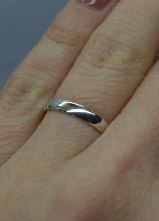 Серебряное #кольцо #каблучка #обручка #классика #бочонок #унисекс #925 все размеры