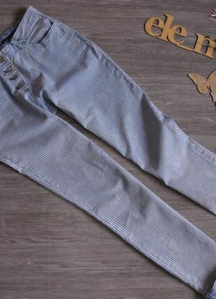 Мягкие джинсы стрейч cecil размер 31