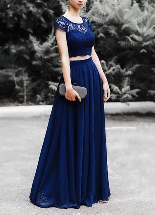 Вечернее платье afina luxury
