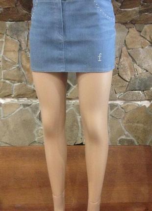 Джинсовая юбка • от бренда joop