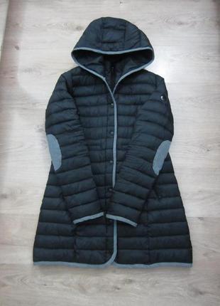 Женская куртка пуховик mixture италия размер m
