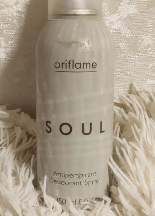 Oriflame soul дезодорант для мужчин 150мл