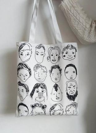 Екосумка, торба, шопер сумка