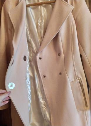 Пальто кашемірове albanto