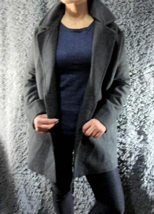 Пальто-бойфренд blue motion2