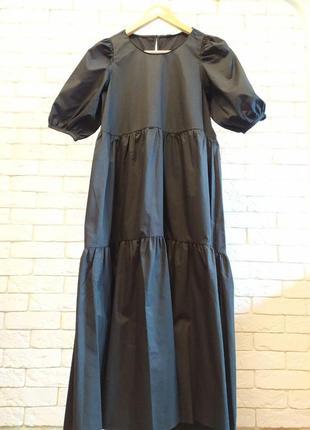 Платье из хлопка zara6 фото