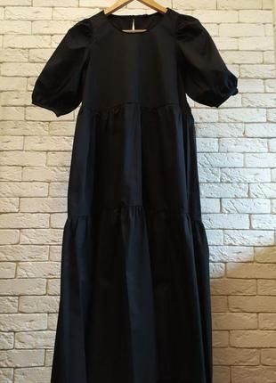 Платье из хлопка zara5 фото