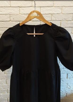 Платье из хлопка zara9 фото