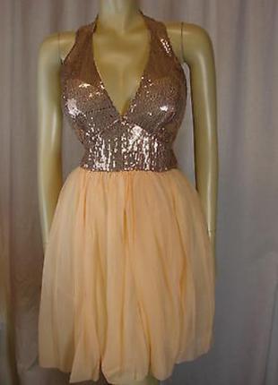 Платье новогодний корпоратив паетках пайетках сукня гетсби стайл