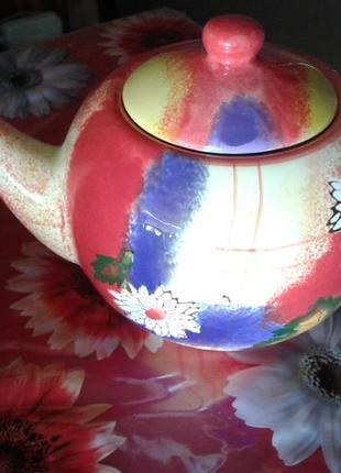 Чайник заварочный керамический 1 литр