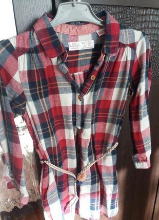 Дитяча сорочка- плаття
