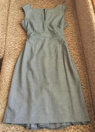 Актуальное платье сарафан миди