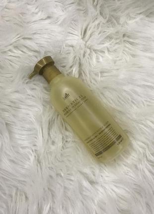 Укрепляющий безсульфатный шампунь lador dermatical hair loss shampoo - 530 мл