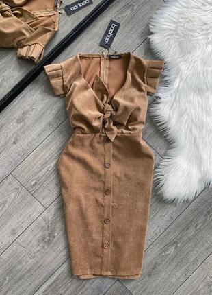 Плаття-сарафан, платье сарафан вельвет писочный