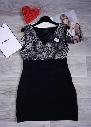 Платье бандажное ax paris. 10-12 сток