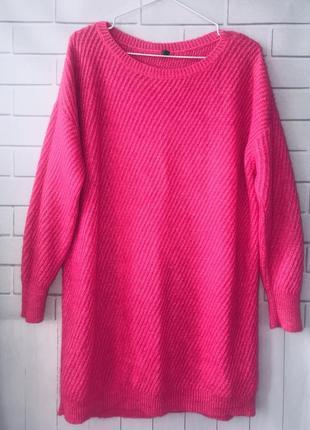 Платье-свитер benetton