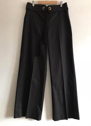 Широкие брюки luisa spagnoli