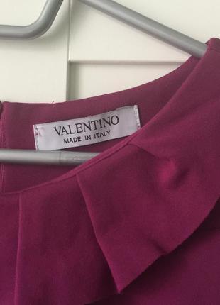 Итальянское платье valentino италия