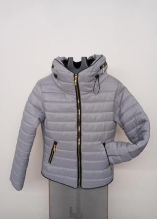 """Новая стоковая курточка rising евро-зима или холодная весна,осень """"м"""" размер."""