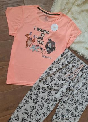 Пижама женская primark love to long primark