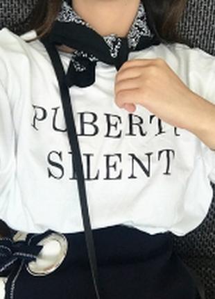 Платок бандана черный платочек бант лента для волос на сумку топ-качество новый