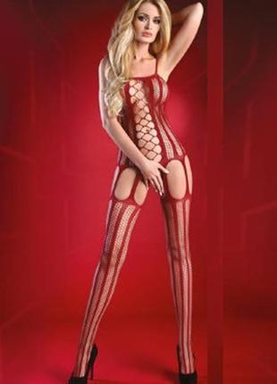 5-63 сексуальний комбінезон сексуальная боди-сетка в упаковке бодистокинг