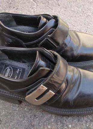 Стильные ботинки dockers