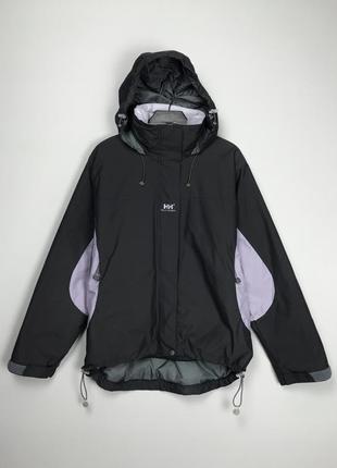 Жіноча лижна куртка helly hansen, не промокає, не продувається.