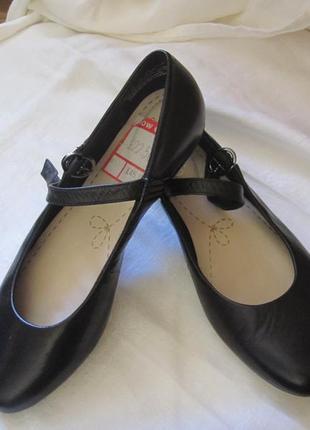Классные туфли-балетки.  clarks