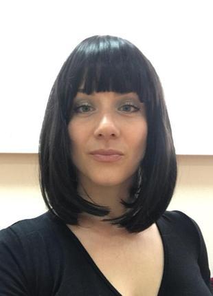 7 женский парик из искусственных волос