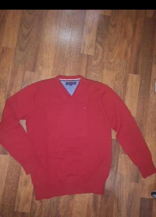 Джемпер свитер tommy hilfiger 152