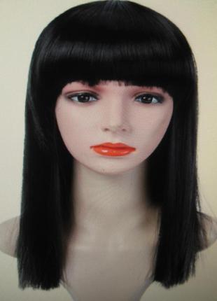 12.женский парик из искусственных волос